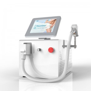 New Arrival China Medical Hair Remover Laser - Portable 3 wavelength diode laser hair removal epilasion device – Sincoheren