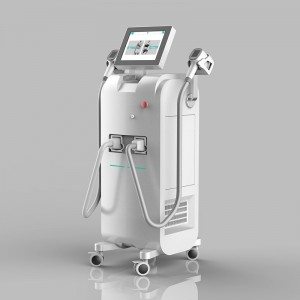 Wholesale Price Home Laser Hair Removal Machine - 3 wavelength double handlepiece Diode laser hair removal device – Sincoheren
